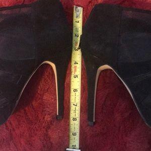 Mix No. 6 Shoes - Mesh heeled booties